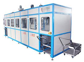 多工位全自動超聲波清洗係統