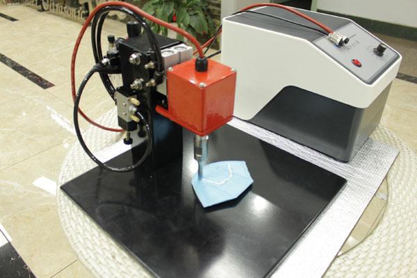 KN95口罩耳带电子游戏点焊机(半自动)